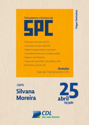 Treinamento e Serviços de SPC